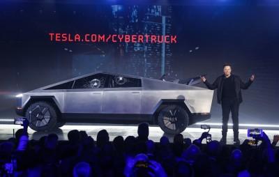 隱形轟炸機? 特斯拉新車醜到讓股價大跌6%