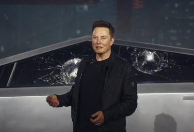 特斯拉新車「防彈車窗」被鐵球砸裂 馬斯克這樣解釋...