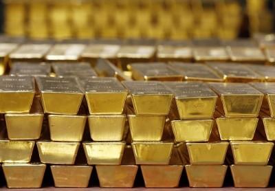 市場觀望美中貿易進展 黃金上漲3.4美元