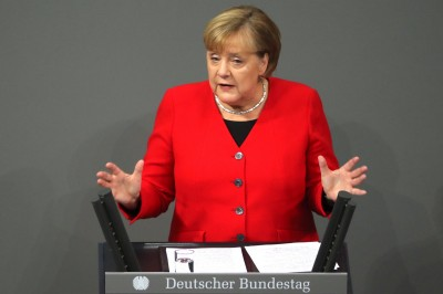 德總理呼籲歐盟統一中國參與5G立場 否將面臨災難性後果
