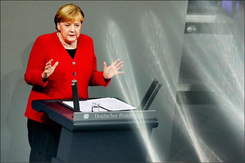 梅克爾籲歐盟 統一5G策略