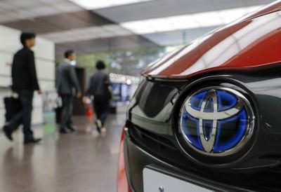 中國車市寒冬銷量跌11% 日系車廠靠這款逆勢成長