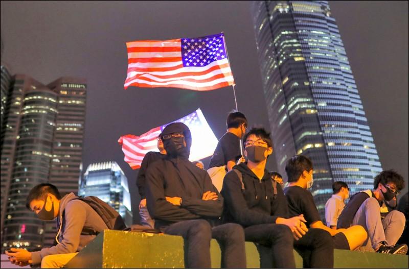 嘴批香港法案 北京暗示美中協議有望達陣