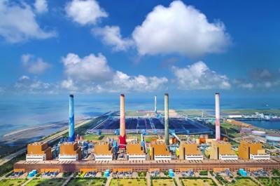 不只中火減煤  台電︰全國用煤量也下降