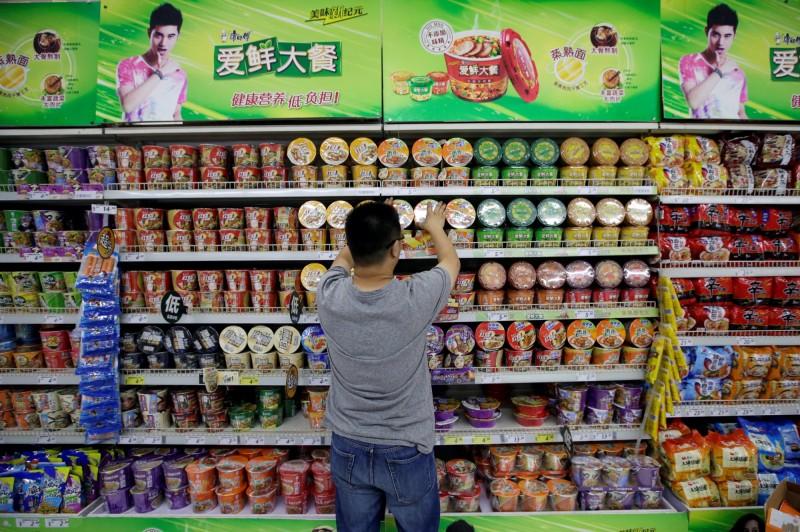 中國人愛吃泡麵 南韓成最大受益者