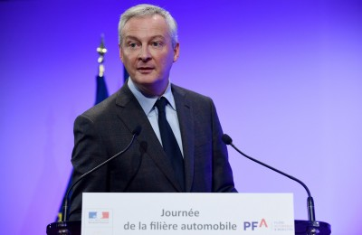 川普揚言加徵100%關稅 法國:已準備好反擊