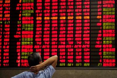 中國市場異常平靜 彭博:政府之手正悄悄維穩