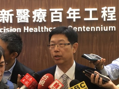抓住手機後ICT產業最大機會!鴻海劉揚偉:日本夏普做醫療用晶圓
