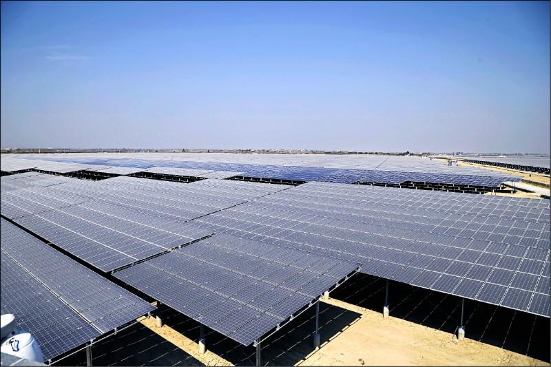 綠電費率出爐 光電、風電業兩樣情