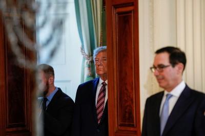 本週日是否對中徵關稅?傳川普今將會白宮高層討論