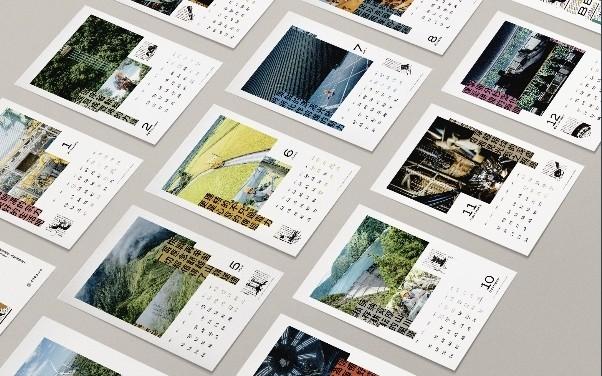 台電2020月曆再掀話題!上山下海耗時拍攝60天