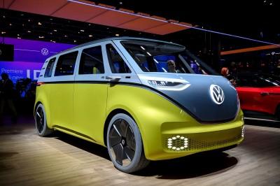 福斯將在卡達推出自無人電動小巴!2022年正式上路