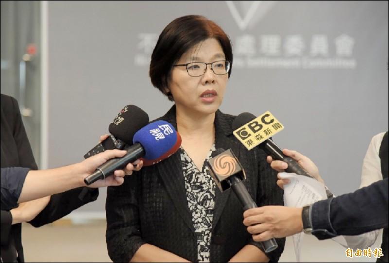 台北雙子星簽約》原地主之一 國民黨分回樓層恐充公