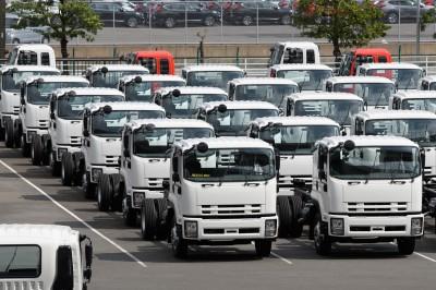 卡車商也合體 五十鈴斥近700億買富豪旗下UD卡車