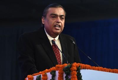 亞洲首富!印度安巴尼今年大豐收 身家狂增5128億