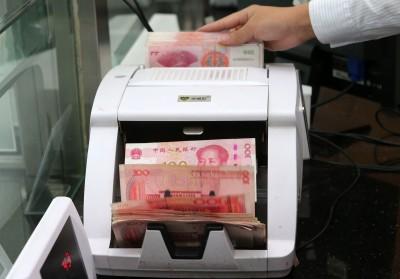 今年中國企業違約創紀錄 達1300億元人民幣