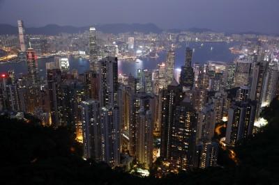 慘! IMF預測香港今年經濟成長負1.9%