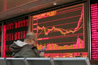 中國降準救市!中國股市收盤大漲逾1%