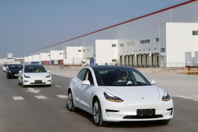 特斯拉上海廠滿周年 馬斯克將宣佈啟動Model Y生產