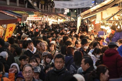南韓抵制+天災  日2019年旅客增長率創7年來最低