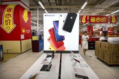 iPhone在中銷量大增18% 推升股價創新高