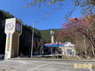 全台最高關原加油站恢復營運   2374公尺「雲端肉粽」又開賣啦!