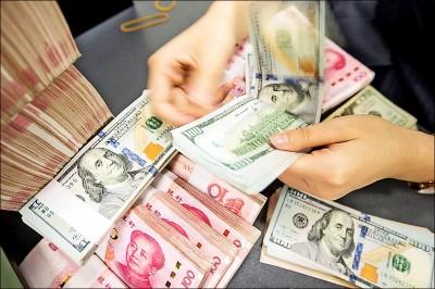 中國被排除匯率操縱國後 投信認人民幣、A50出現布局機會