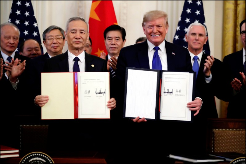 美中貿易協議》北京有能力買好買滿?分析師打問號