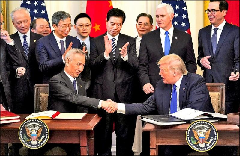 美中協議符合WTO規範?歐盟將評估
