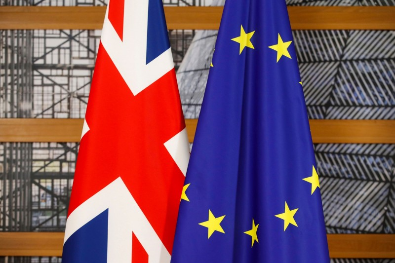 英國脫歐後 英財相:盼經濟成長率翻倍