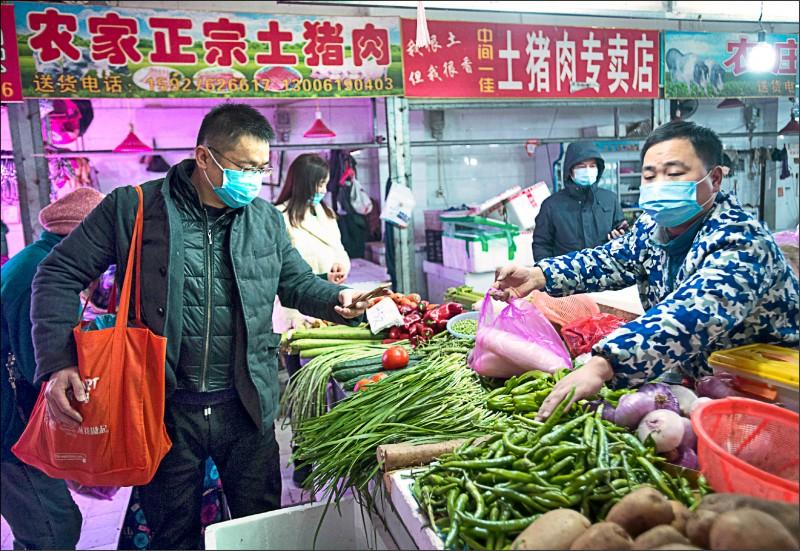 武漢肺炎升溫》封城效應 中國內需、金融首當其衝