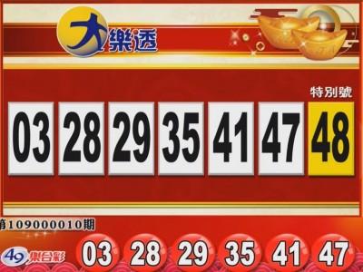 1/26大樂透、春節大紅包開獎嘍!