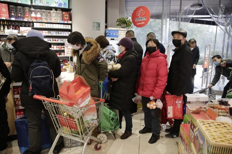 武漢肺炎》中國菜價飆至近4年高點 恐加大中國通膨壓力