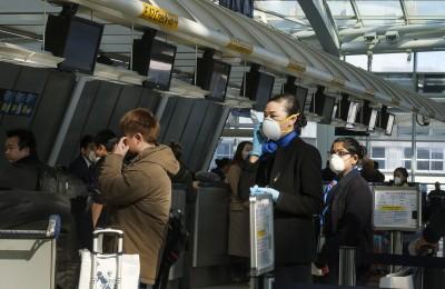 武漢肺炎》全球逾20家航空公司暫停或減少飛往中國航班