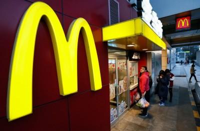 武漢肺炎》麥當勞已關閉湖北近300家分店