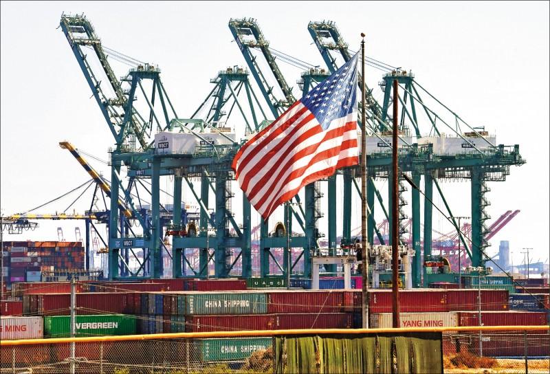 貿易戰效應》去年我對美出口大增17.2% 近9年最大增幅