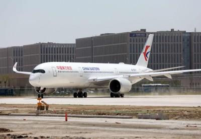 武漢肺炎》開中國第1槍  東方航空暫停美國航線