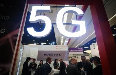 武漢肺炎》分析師:中國5G網路部署恐因疫情減緩
