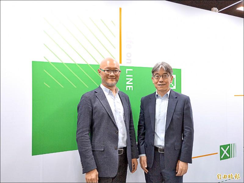 召開首次董事會 LINE Bank估Q3正式營運