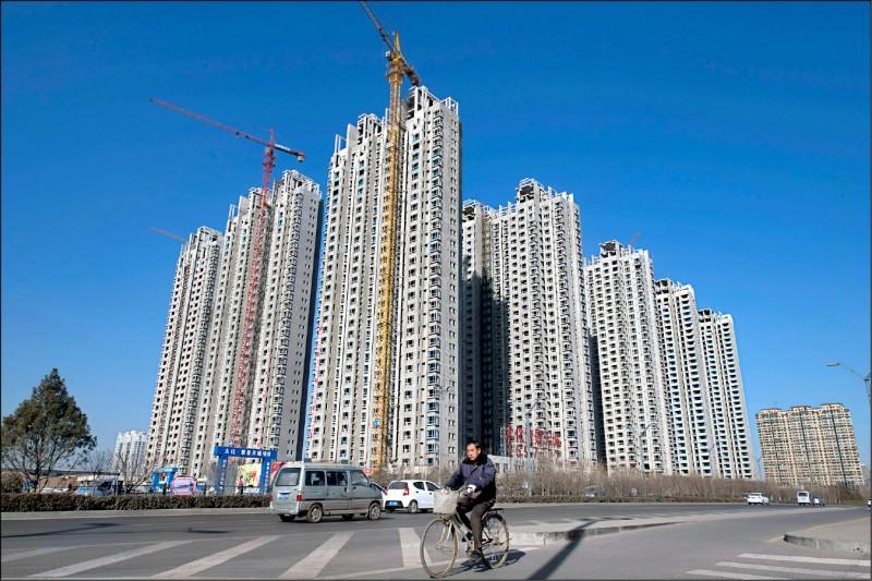 武漢肺炎》停工重擊房市 中國首季GDP恐降至4%