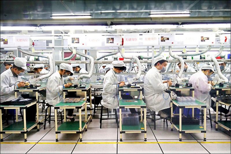 武漢肺炎》封城禁令 中國工廠勞動力降2成