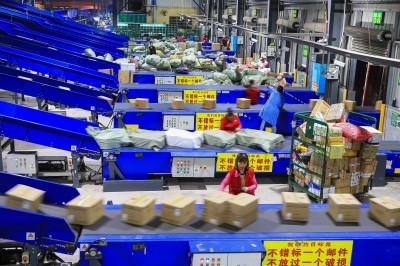 網購免驚  中國郵政局:快遞業今起全面復工