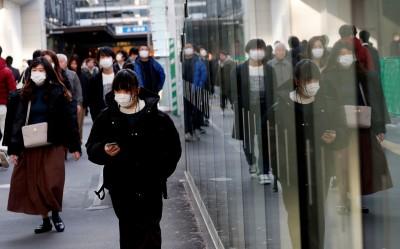 武漢肺炎》憂疫情蔓延 多家日企實施「遠距辦公」