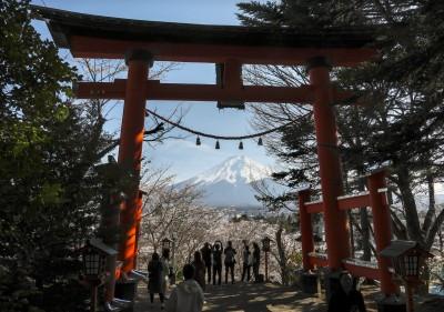 日本觀光勝地不見中國客 但連日本人也不敢來