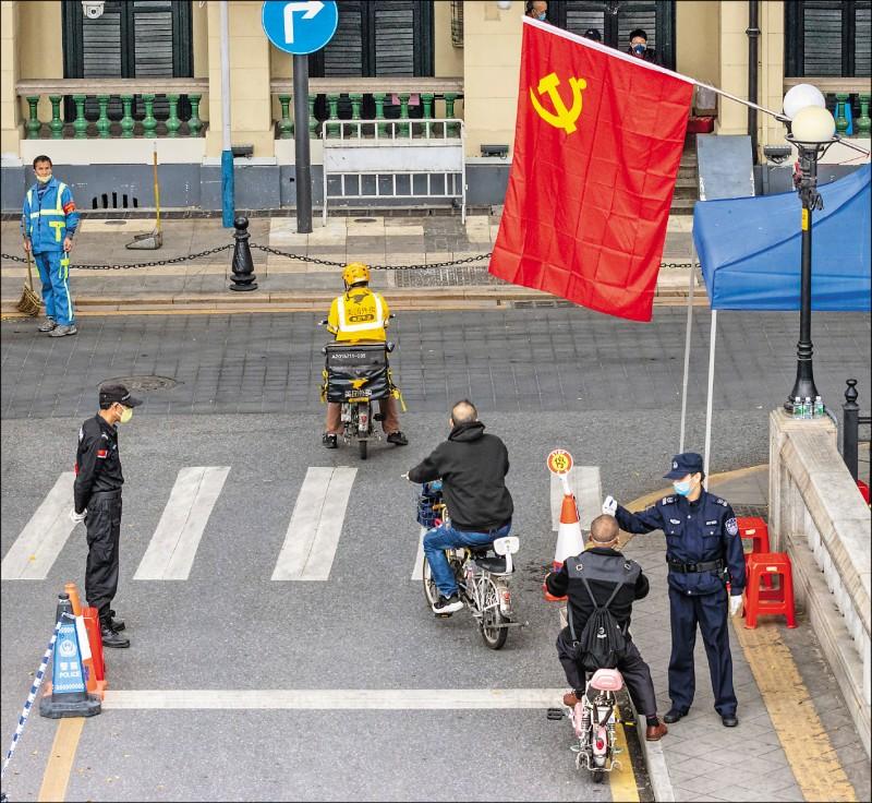 疫情蔓延難解 中國復工空轉