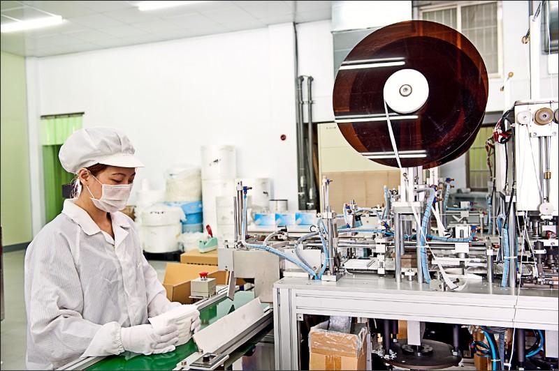 〈財經週報-口罩總動員〉台灣康匠︰新增產線 可以創造三贏