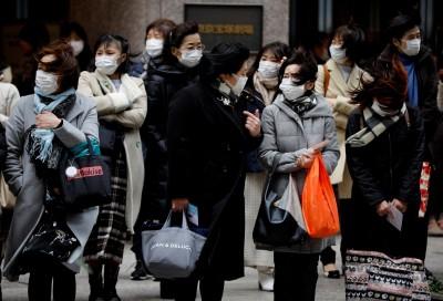 武漢肺炎》日本學者:日本國內疫情可能正處於擴散階段