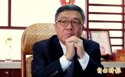 CEO開講》賀鳴珩:推面額100元的大立光憑證 降台股門檻