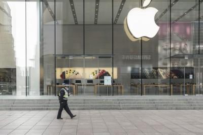 武漢肺炎》蘋果降財測!稱iPhone供應受限 Q1營收無法達標