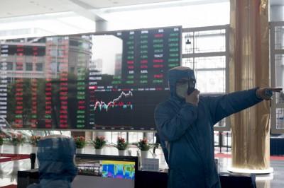 中國股市3週反彈近兆美元! 彭博:政策營造的榮景能持續多久?